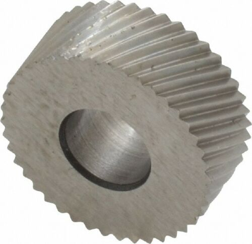 5//8 Inch Knurl Diameter 1//4 Inch Wi... Made in USA Right-Hand Diagonal Pattern