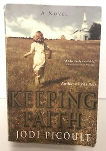 Keeping-Faith-by-Jodi-Picoult-Novel-Paperback-Book