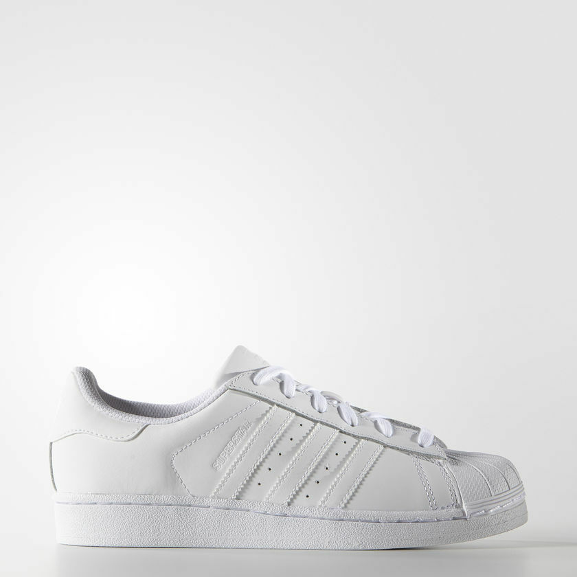 Adidas Originals damen Superstar W Classics S85139 Weiß Leather UK 8,6,4