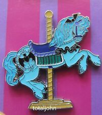 Disney Carousel Kingdom Haunted Mansion Carousel Horse Pin New!!