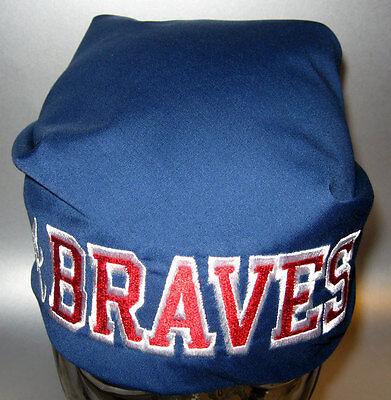 Weitere Ballsportarten Ehrlichkeit Vintage Bandana Stirnband Atlanta Braves Mlb Old School Made In Usa Sport
