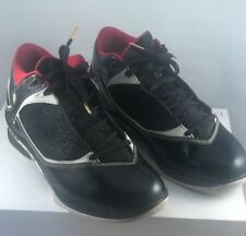 d9da6f9f4e5bd9 Air Jordan 2009 HOF Hall of Fame Pack Black Red 371499031 Size 9 M5 ...