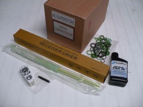 6.7L Diesel 2011-2015 Ford F-250 Super Duty New A//C AC Compressor Kit