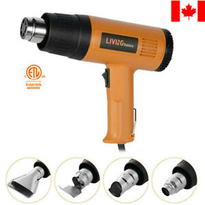 LivingBasics-Air-Heat-Gun-Dual-Temperature-Paint-Stripper-DIY-Tool-4-Nozzle
