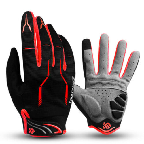 Riding Cycling Gloves Motorcycle Bicycle MTB Touchscreen Breathable Fishing