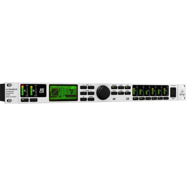 Behringer DCX2496LE ULTRADRIVE Digital Loudspeaker Management System