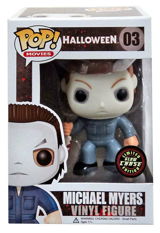 Figura Funko Pop Mike Myers Chase Edition halloween