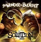 9th Wonder and Buckshot The Solution CD