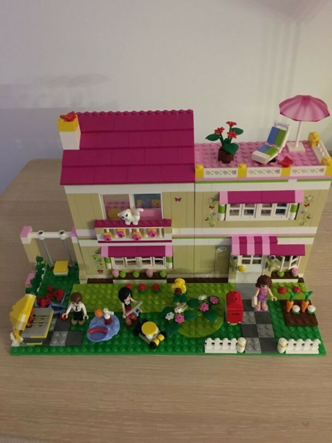 Lego Friends, 3315, 3315 Lego Friends Olivias villa -…