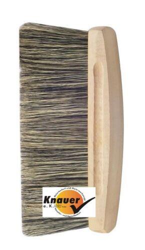 graue Chinaborste 12 Stück Maler Abstauber Abstäuber 165 x 22 mm