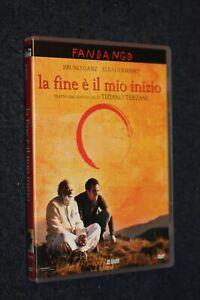 DVD-ORIGINALE-LA-FINE-E-039-e-IL-MIO-INIZIO-JO-BAIER-GANZ-GERMANO-Q15-LV
