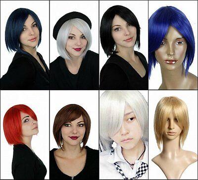 Karneval Fasching Perücke Haare Trendy Stufenperücke blond NEU