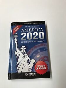 America 2020 the survival blueprint porter stansberry hc 2015 image is loading america 2020 the survival blueprint porter stansberry hc malvernweather Gallery
