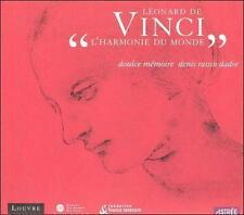L'ONARD DE VINCI: L'HARMONIE DU MONDE (NEW CD)