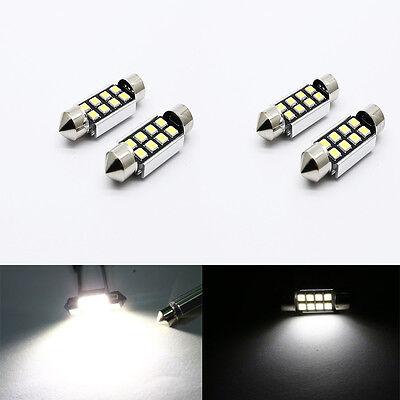 2 x H1 50//50 25 SMD LED ERROR FREE CANBUS LIGHT XENON WHITE BULBS SPOT FOG Uwwj