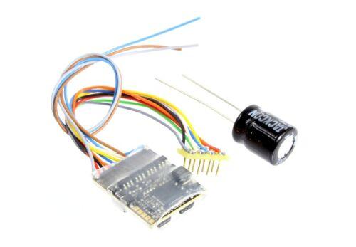 Zimo mx634r con 8 pin interfaccia nem652 1,2 a Lokdecoder DCC mm