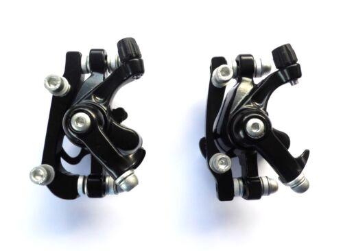Type de câble de frein à disque VTT Vélo Cyclisme Vélo Avant Arrière étrier 160 mm Rotors
