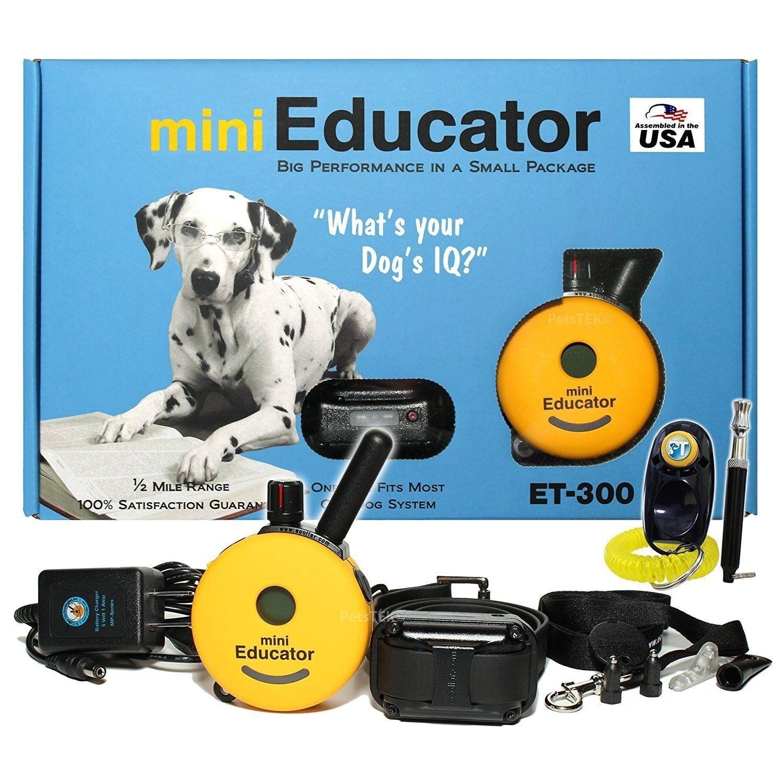 ECollar Technologies Mini Educator Remote Trainer ET300