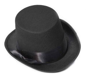 Mens-Victorian-Steampunk-Tuxedo-Black-Costume-Top-Hat