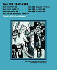 Fiat 128 1969-1982 Owners Workshop Manual by TheValueGuide (Paperback, 2008)