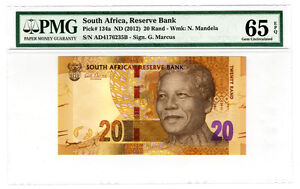 PMG-Certified-Nelson-Mandela-2012-South-Africa-R20-Note-EPQ-65