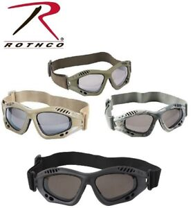 0388ff440a Image is loading Tactical-Goggles-Military-Goggles-Vented-Anti-Fog-Enhanced-