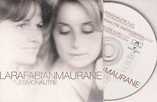 CD CARTONNE CARDSLEEVE 3T LARA FABIAN ET MAURANE TU ES MON AUTRE DE 2002