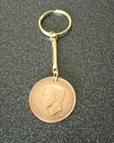 1940 Penny Porte-clés cadeau d/'anniversaire 80th Birthday Celebration en 2020