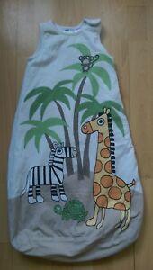 hot sale online 5c7d3 c8fbb Details about H&M Baby Boy Girl Sleeping Bag TOG 2.5 Size 4-12 months