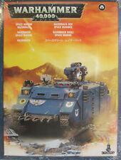 Warhammer 40K: Adeptus Astartes: Space Marine: Razorback  NEW