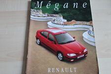 94107) Renault Megane Prospekt 05/1996