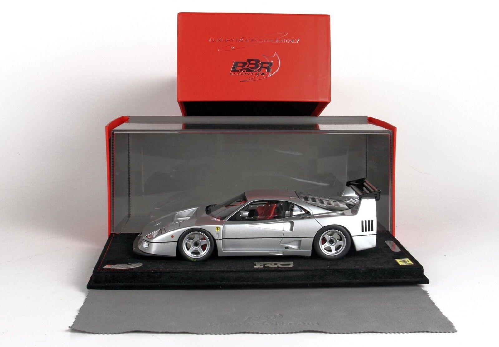 Ferrari F40 LM Two Lights 1989 Lim.ed.99 1/18 P18131D BBR Models