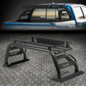For 15 19 Tacoma Colorado Canyon Heavy Duty Roll Bar W