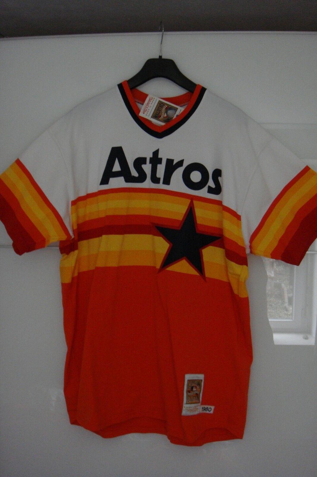 Houston Astros Trikot Mitchell & Ness Authentic Jersey