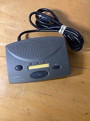 Radio Shack 43-3105 A 3 Channel FM Wireless Intercom Replacement