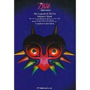 The-Legend-of-Zelda-Majora-039-s-Mask-complete-strategy-guide-bookN64-KA