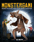 Monstergami: Paper Folding for Your Inner Monster by Duy Nguyen (Spiral bound, 2015)