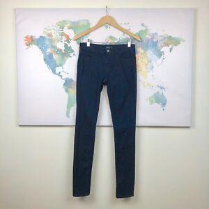 6620d2b165 Kate Spade Saturday Skinny Jeans Dark Wash Stretchy Mid Rise Women s ...