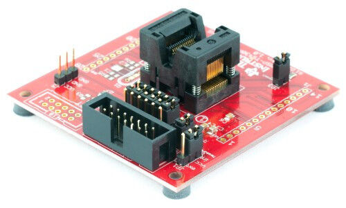 MSP-TS430PW28A Zif comprend deux MSP430G2452 IC /'s TI MSP430 Target Board