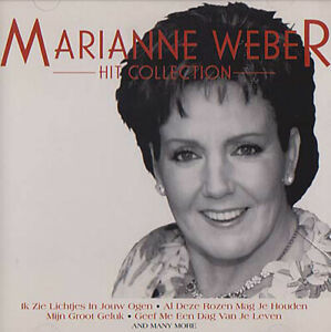 MARIANNE-WEBER-Hit-Collection-Original-CD-2008-LIKE-NEW