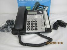 Atampt 4 Line Small Business Phone System 1070 Preowned
