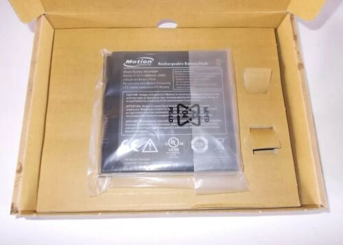 507.201.02  BART11 Motion Computing F5 C5 Tablet BLACK PC Battery MC5450BP