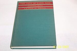 The-Isle-of-Long-Ago-by-Edwin-C-Kent-limited-Edition-131-of-1000-USA-Hardcover