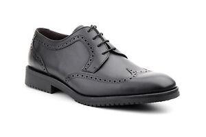 Zapatos-Cordones-de-Piel-Carlo-Garelli-para-Hombre-Talla-39-40-41-42-43-44-45-46