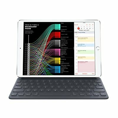 Apple Smart Keyboard for iPad Pro MJYR2LL//A 12.9 inch and MPTL2LL//A 10.5 inch
