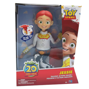 Disney-Pixar-Toy-Story-20th-Anniversary-Jessie-Talking-Action-Figures-Doll-Toy