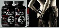 Special Gifts For Him - Unleash Your Beast - Prostate Massagers 2 Bottles