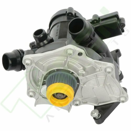 Thermostat w//Electronic Water Pump for VW SKODA AUDI 2.0L 1.8L 06L121111H New