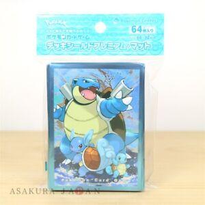 64 sleeves Pokemon Center Original Card Game Sleeve Venusaur Premium mat ver