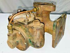 Fairbanks Morse Carburetor Throttle Gov Gas Engine Zcd155a Zdb69a6 Hit Miss